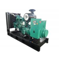 Industrial Open Diesel Generator Set 200kva 160kw With  Electric Starter Manufactures