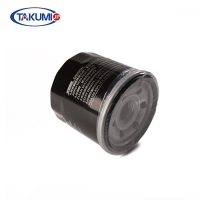 China High Carring Capacity Motorcycle Oil Filter Electrostatic Dusting 6 Months Warranty on sale
