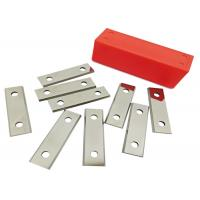 High Performanced Tungsten Carbide Reversible Knives Inserts , Woodworking Tools Manufactures