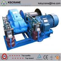 China Famous Heavy Duty Electric Winch For Sale Manufactures
