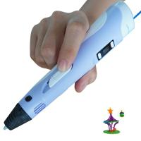 Toys Education Gift 3d Drawing Pen 3d Printer Pen With 0.7mm Nozzle Manufactures