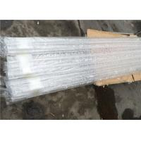 Transparency Clear Acrylic Rods And Tubes , Spiral Extruded Acrylic Bar Manufactures