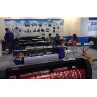 1.2M Colored Printer Plotter Vinyl Cutter Machine With Contour Cutting Manufactures