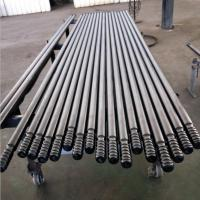 Mining Quarry Extension Rock Drill Steel Rod With T51 Male - Male Thread Manufactures