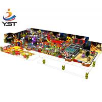 3 - 15 Years Old Indoor Soft Play Equipment Kids Naughty Castle Funny Design Manufactures