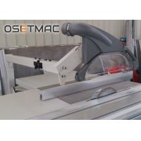Sliding table saw dust cover