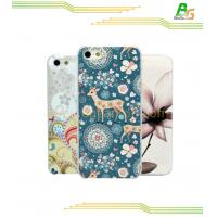 Relief plastic cell phone case for iPhone SH001 Cover Protection Case Manufactures