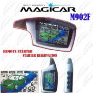Auto Accessories Electronics MAGICAR M902F 2-way Car Alarm System Magicar M902F Manufactures