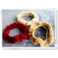 Buy cheap sheepskin steering wheel covers from wholesalers