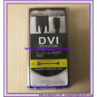 Xbox360 DVI HD AV Cable xbox360 game accessory Manufactures