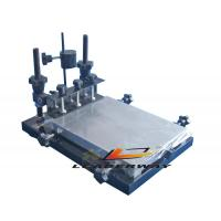 The bugler stamp pad Manual screen printing screen printing machine manufacturers selling Manufactures