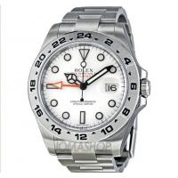 Rolex Explorer II White Automatic Stainless Steel Mens Watch 216570WSO Manufactures