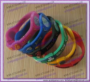 NBA Power Blance Bracelets Manufactures