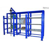 Heavy Duty Drawer Die Mold Rack Mold Shelf  Injection Mold Racks Stacking Racks Manufactures