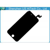 OEM Original Black Touch Digitizer LCD Screen , Iphone 6s Glass Replacement Manufactures