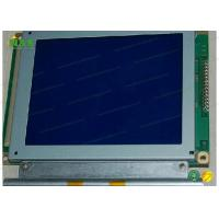 "3.6"" STN, Yellow/Green (Positive) Display  DMF5002NY-EB  Monochrome Panel   Optrex LCD Display Manufactures"