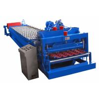 Glazed Tile Forming Machine Manufactures