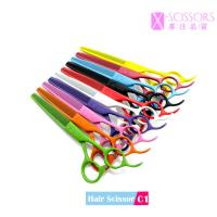 China Multi colors high quality hair scissors C2 on sale