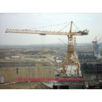 Top-kit tower crane M1500 Manufactures
