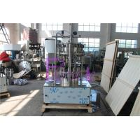 Auto Beer Filler Machine Stainless Steel 304 , 12 heads Balanced Pressure Beer Filling Machine Manufactures