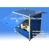 Mobile Transformer Oil Purifier,Insulation Oil Purification with weather-Proof canopy