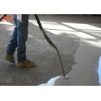 China High Strength Self Leveling Floor Compound Dry - Mixed Mortar / White Color on sale