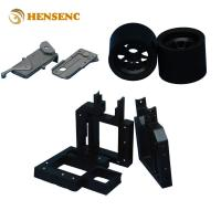 Construction Machinery OEM Injection Molding POM CNC Machining Milling Plastic Parts Manufactures