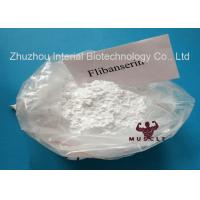 99% Female Sex Enhancer Medicion Flibanserin Raw Powder CAS 167933-07-5 Sexual Desire Manufactures