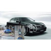 All Round View Panoramic Car Backup Camera Systems With Dvr Ir Function For Toyota Crown, Bird View System Manufactures