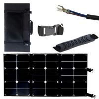China Professional Foldable Solar Panel , 60 Watt Mono ETFE Solar Panel With CE Certificate on sale
