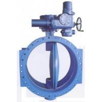 Quality Double Flanged Resilient Seated AWWA C 504 Butterfly Valves With Gear Box And Handwheel,CAST IRON for sale