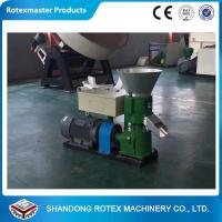Buy cheap 500kg/h Small farm Use Poultry Chicken Feed Pellet Making Machine from wholesalers