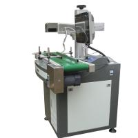 Quality Desktop Fiber Laser Marking Machine For Metal Jcz Ezcad Marking Lot Number for sale