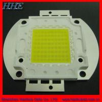 80W 2800ma Pure White Integrated High Power LED (HH-80WB3810-M) Manufactures