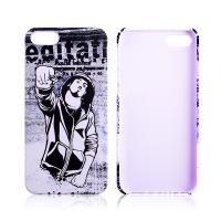 2014  Street Style Water Decal Mobile Phone Case for iPhone 5S Manufactures