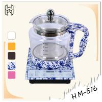 2014 High quality home glass kettle Manufactures