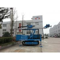 Full Hydraulic High Rotary Speed Anchor Drilling Machine 7200 / 10200Nm Torque Manufactures