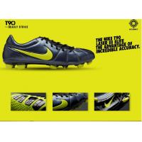 China Stock outdoor futbol world cup men cleat soccer shoes  on sale