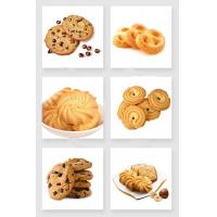 Quality 120x120x130cm automatic stianless steel food drop cookie machine for sale