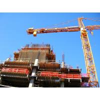 Buy cheap QTZ63 Tower cranes for sale from wholesalers