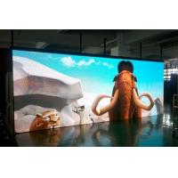 China IP65 Weatherproof TV / DVD Indoor LED Display P10 For Station , View Angle 120° / 70° on sale