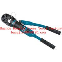 Hydraulic crimping tool Safety system inside KDG-150 Manufactures