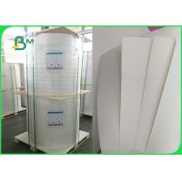 China White Waterproof Tear Resistant Paper For Printing & Packaging 787*1092mm on sale