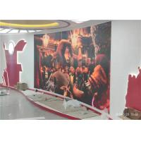 China High Brightness Indoor Rental Led Display , Indoor Advertising Led Display Screen on sale