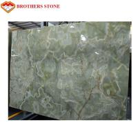 China Beautiful Green Onyx Marble Price Green Onyx Tile and Slab on sale