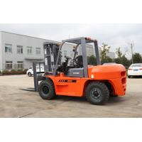 China 6000mm Max Lifting Height 8 Ton Forklift Truck For Warehouse 1 Year Warranty on sale