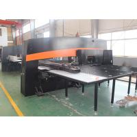 Multi Head CNC Aluminum Punch Press , Industrial Punching Machine For Sheet Metal Manufactures