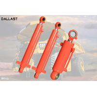 Multistage Double Acting Hydraulic Ram for Heavy Duty Industrial Truck Manufactures