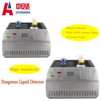 Dangerous Liquid metal detector scanner , Portable Water metal detector machine Manufactures