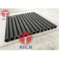 China Cold Drawn Alloy Seamless Steel Tube 1 - 12m With Aisi 4130 Steel Grade on sale